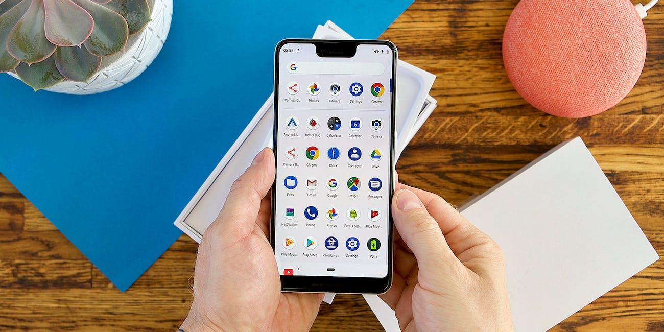 google pixel 3 xl leaks smartphone