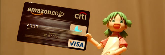 amazon.co.jp Credit Card.