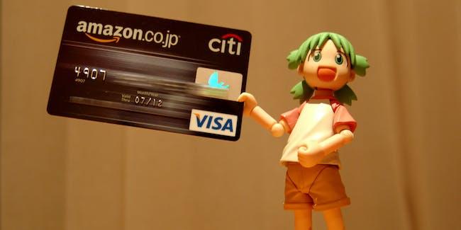 amazon.co.jp Credit Card.