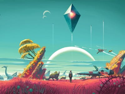 'No Man's Sky' Day One Patch Changes the Game Completely