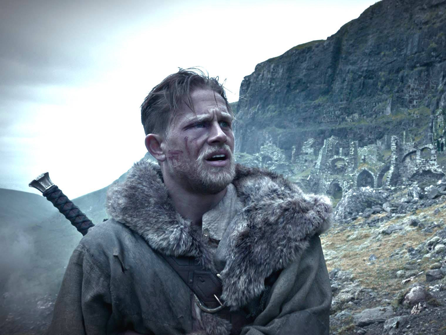 The New 'King Arthur' Trailer Is Guy Ritchie's 'Fast and Furious'