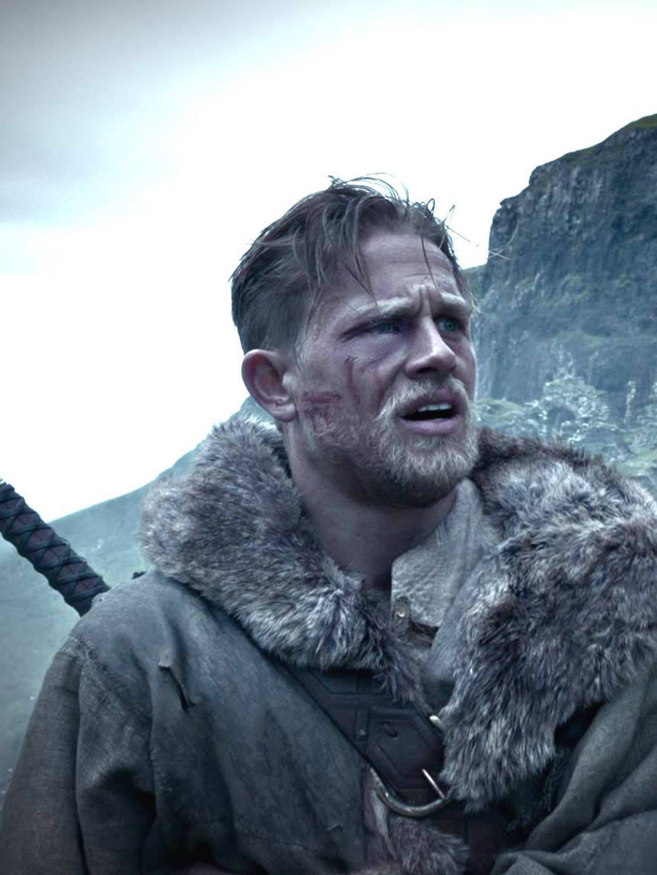 Charlie Hunnam in Guy Ritchie's King Arthur