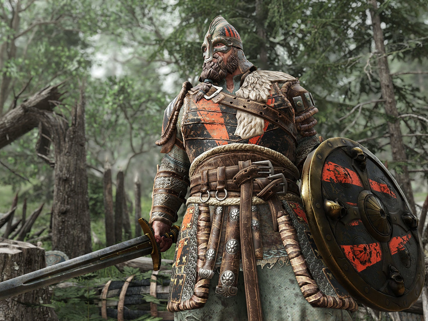 Sword Combat in 'For Honor' Is Exactly What It Needs to Be