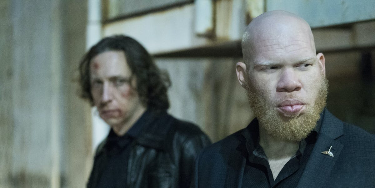 Tobias Whale on 'Black Lightning'