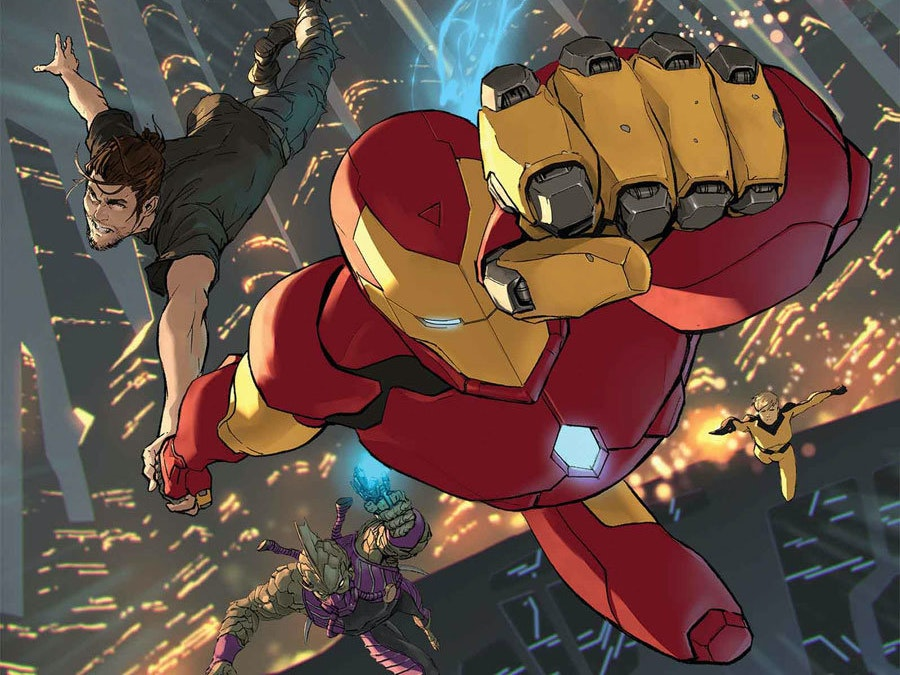 Marvel's 'Civil War II' Issue #2 Offers A Great Reason Not to Root for Iron Man