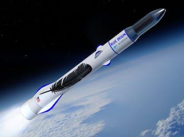 Jeff Bezos' Rocket Company Just Took a 'Ferocious' Step Forward