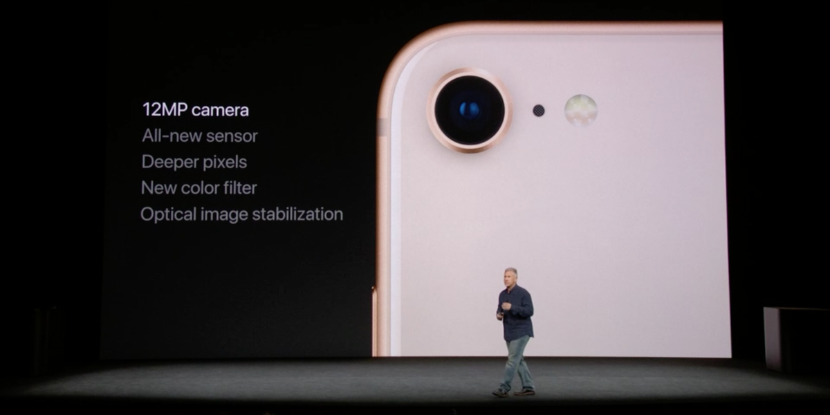 How The IPhone 8 Camera Works Photo Video And Augmented Reality