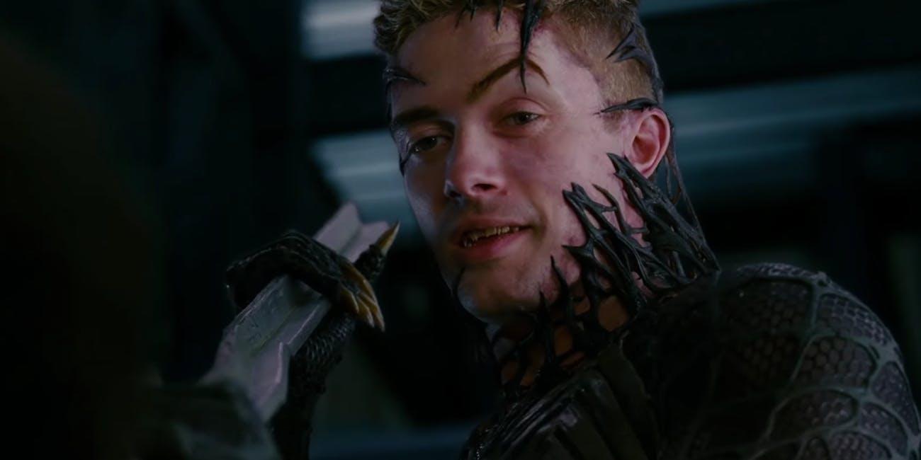 Spider-Man Venom Topher Grace