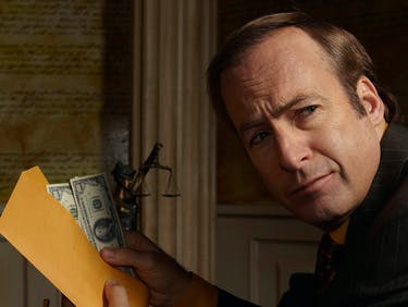 The Writer of the 'Better Call Saul' Book Legally Cannot Give Me Legal Advice