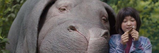 Okja Netflix Movie pig meat pork industry slaughter super pig