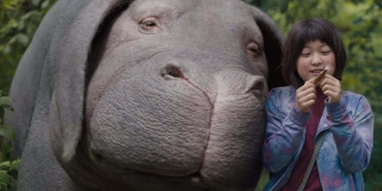 Why 'Okja'-Sized Super Pigs Aren't Going to Solve World