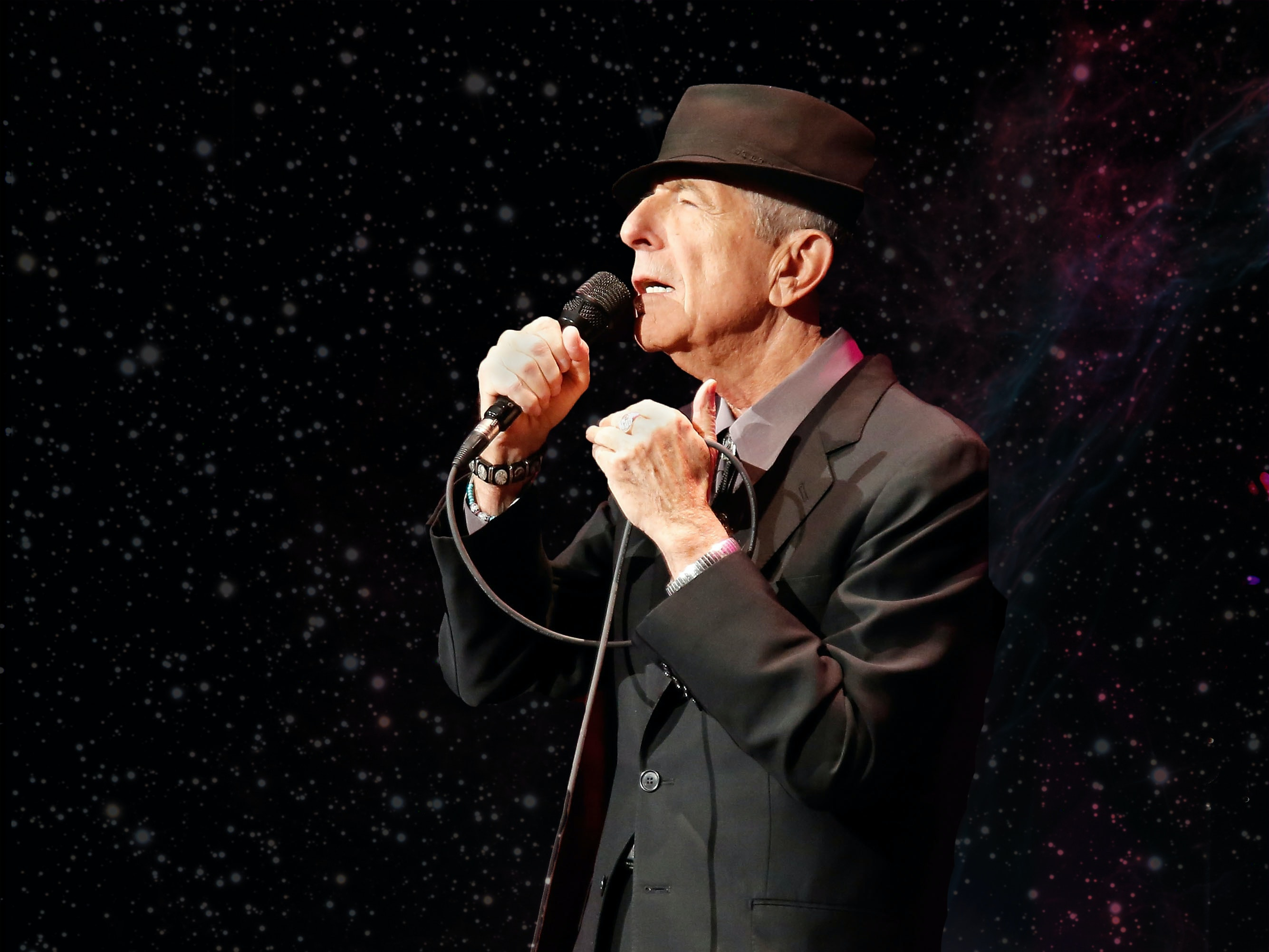 "Remember When Leonard Cohen's ""Hallelujah"" Went to Space"