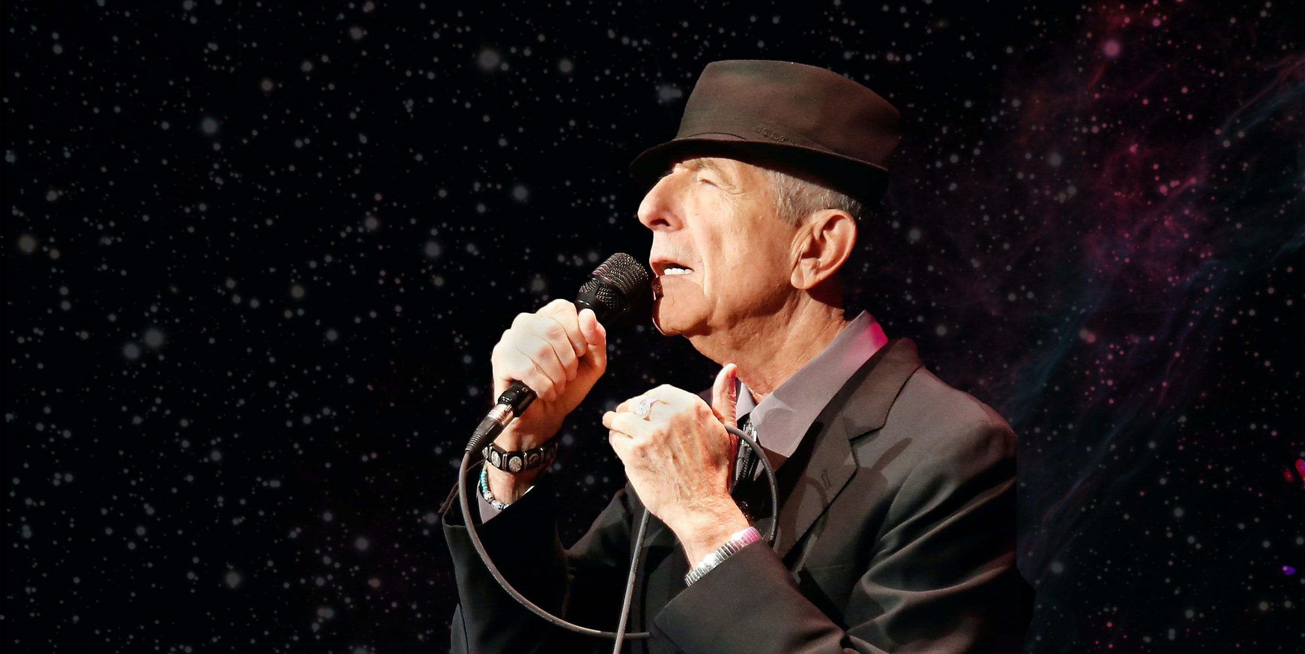 Leonard Cohen has died.