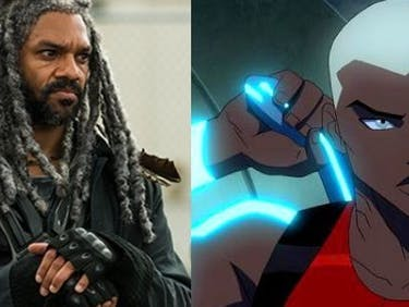'Walking Dead' Can't Keep Aqualad From 'Young Justice' Season 3