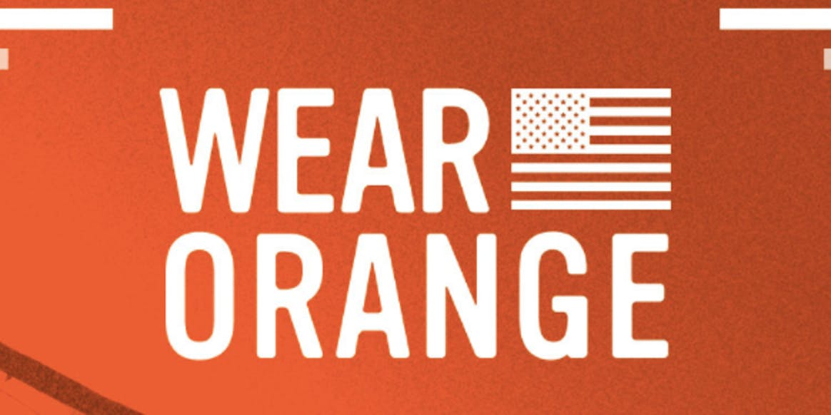 Wear Orange Logo