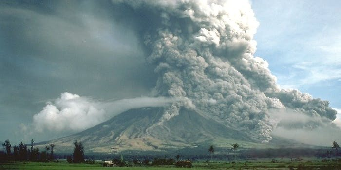 mount mayon september 1984 pyroclastic flow