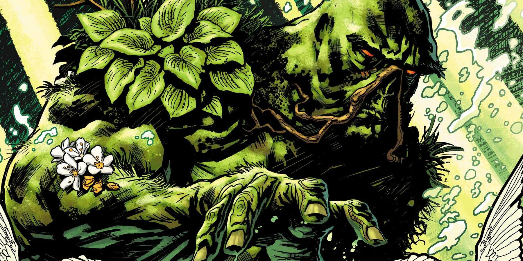 'Swamp Thing' Live-Action