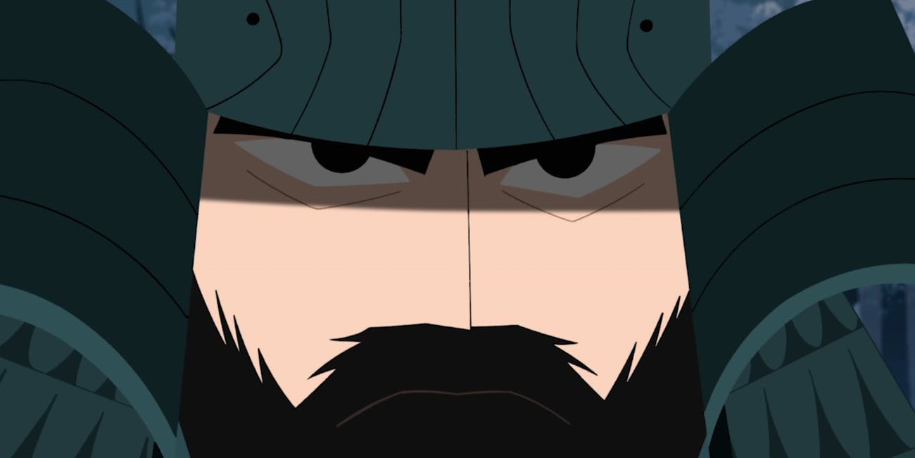 Samurai Jack reboot on Adult Swim