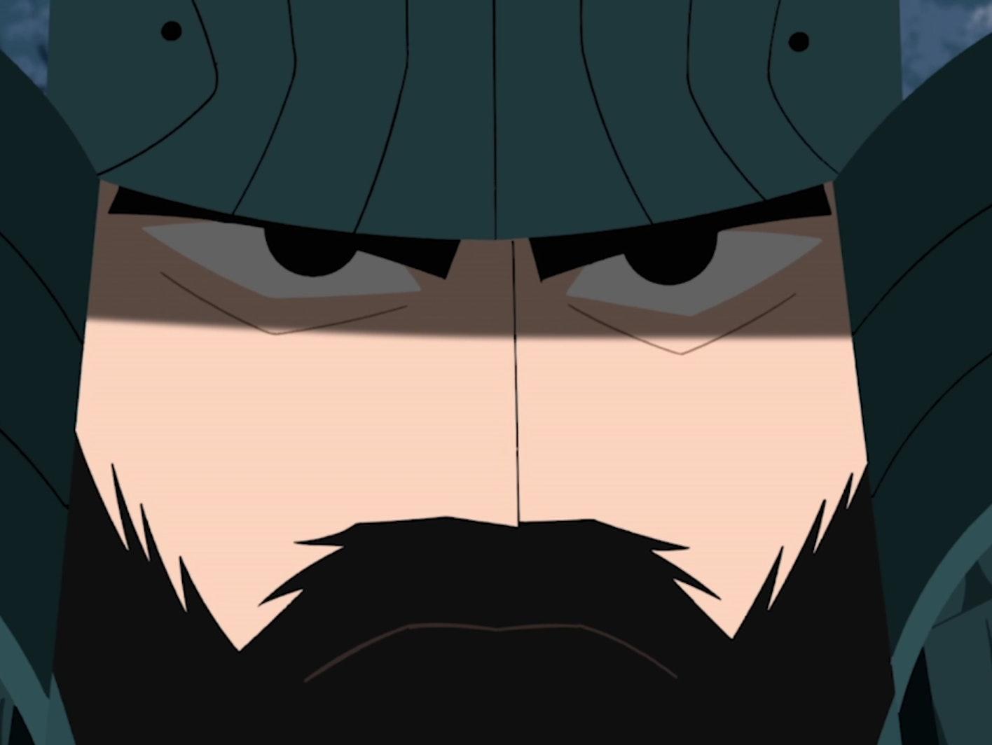 Samurai Jack reboot on Adult Swim