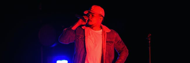 Chance the Rapper Twitter apology dr. dre Aftermath