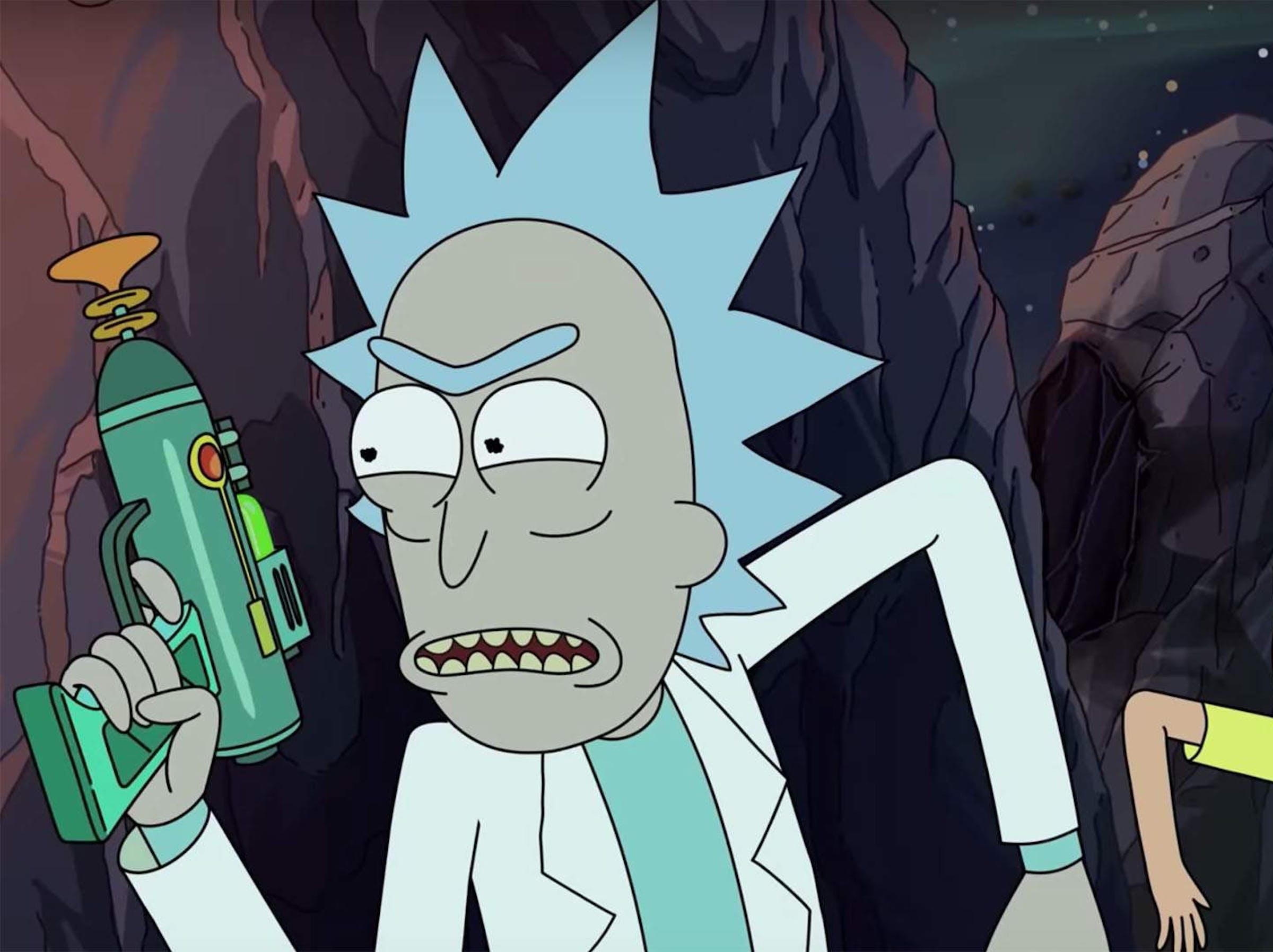 rick and morty season 1 episode 4
