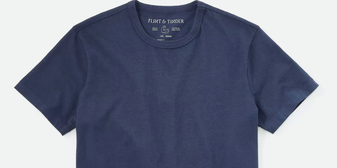 Don't Worry, We've Found Your Perfect Weekend T-Shirt