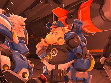 New Comic Starts to Tell the Story of How Overwatch Fell Apart