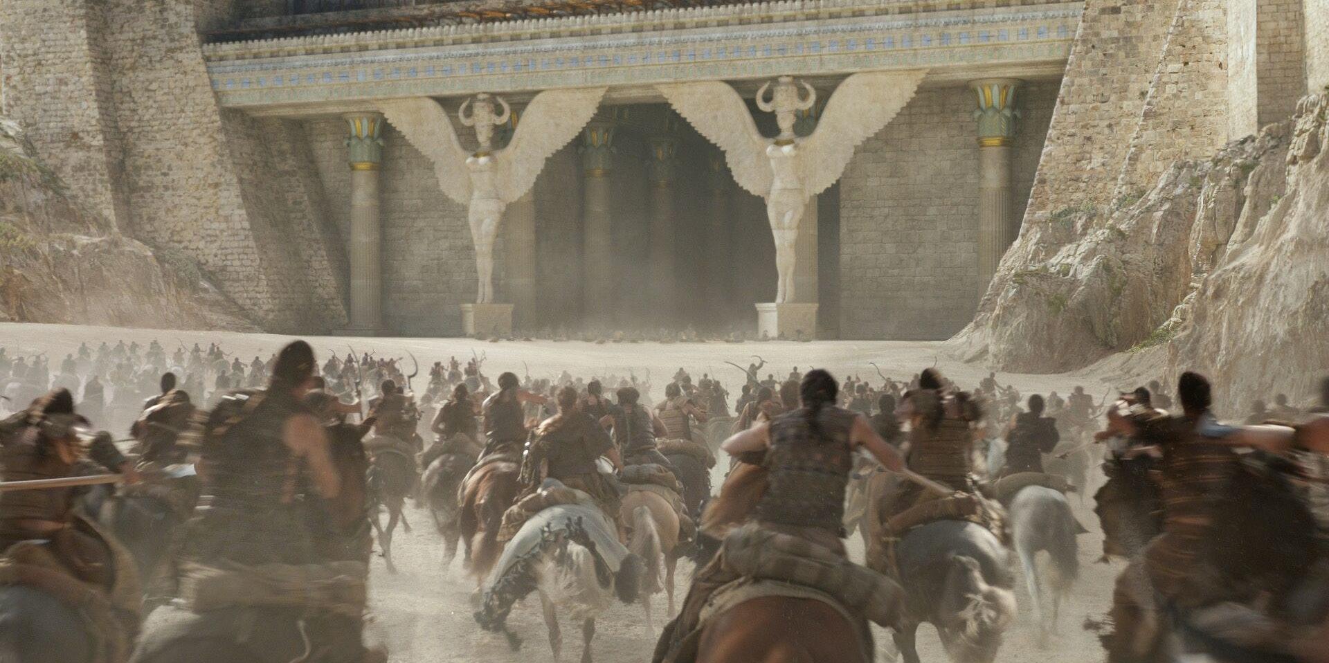 'Diplomacy' is not a word you hear a lot in Dothraki circles.