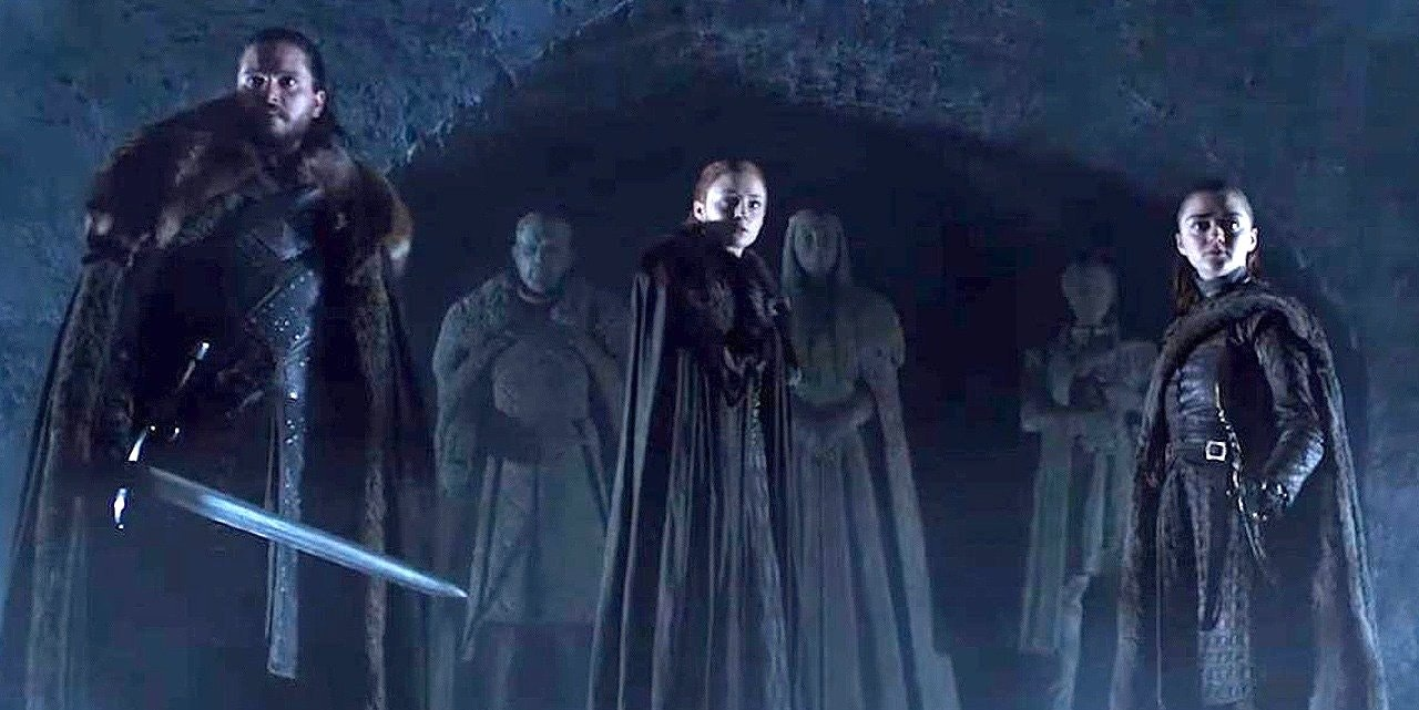 'Game of Thrones' Theory Reveals Why Hiding in the Crypts Is a Mistake