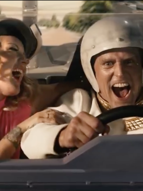 Roger Cohen's sequel to the iconic Death Race 2000 is completely crazy, campy, and utterly unnecessary, but we'll take it.