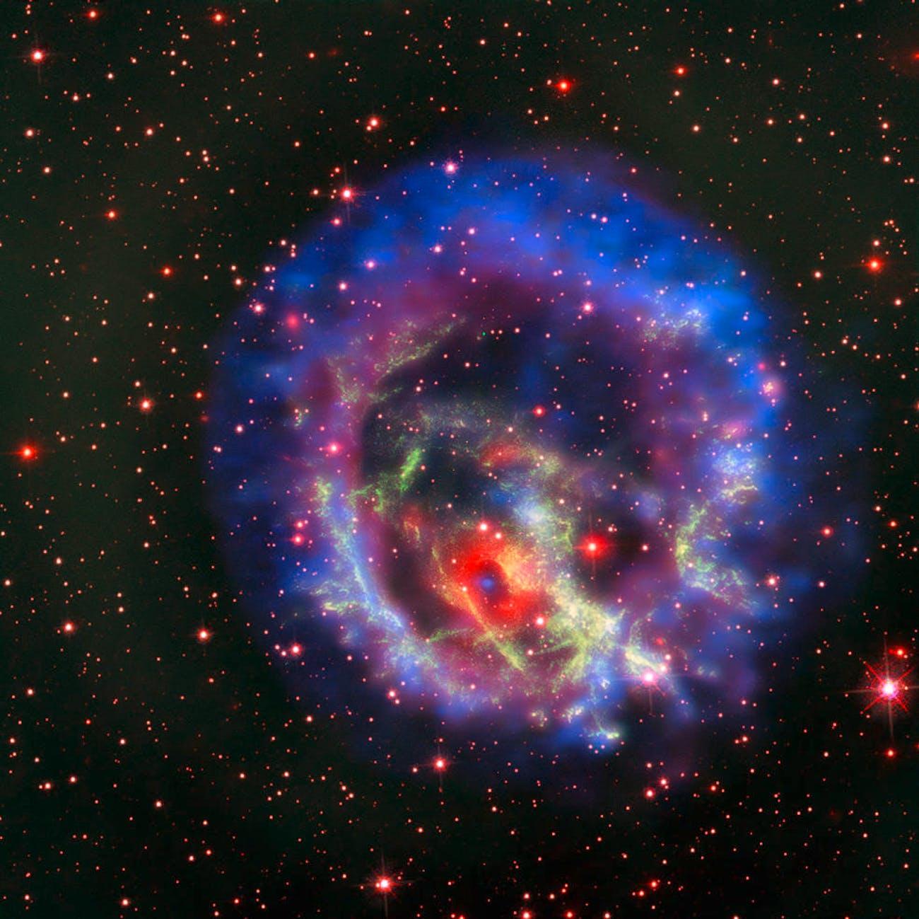 lonely neutron star