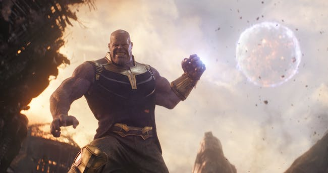 Thanos Marvel MCU