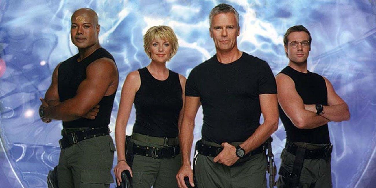 'Stargate SG1'