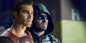 Arrow Batman Superman