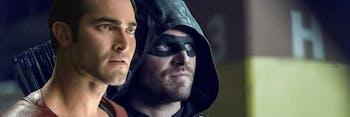 Arrow Batman Superman