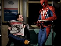 'Spider-Man' on PS4 is just the right amount of gametime.