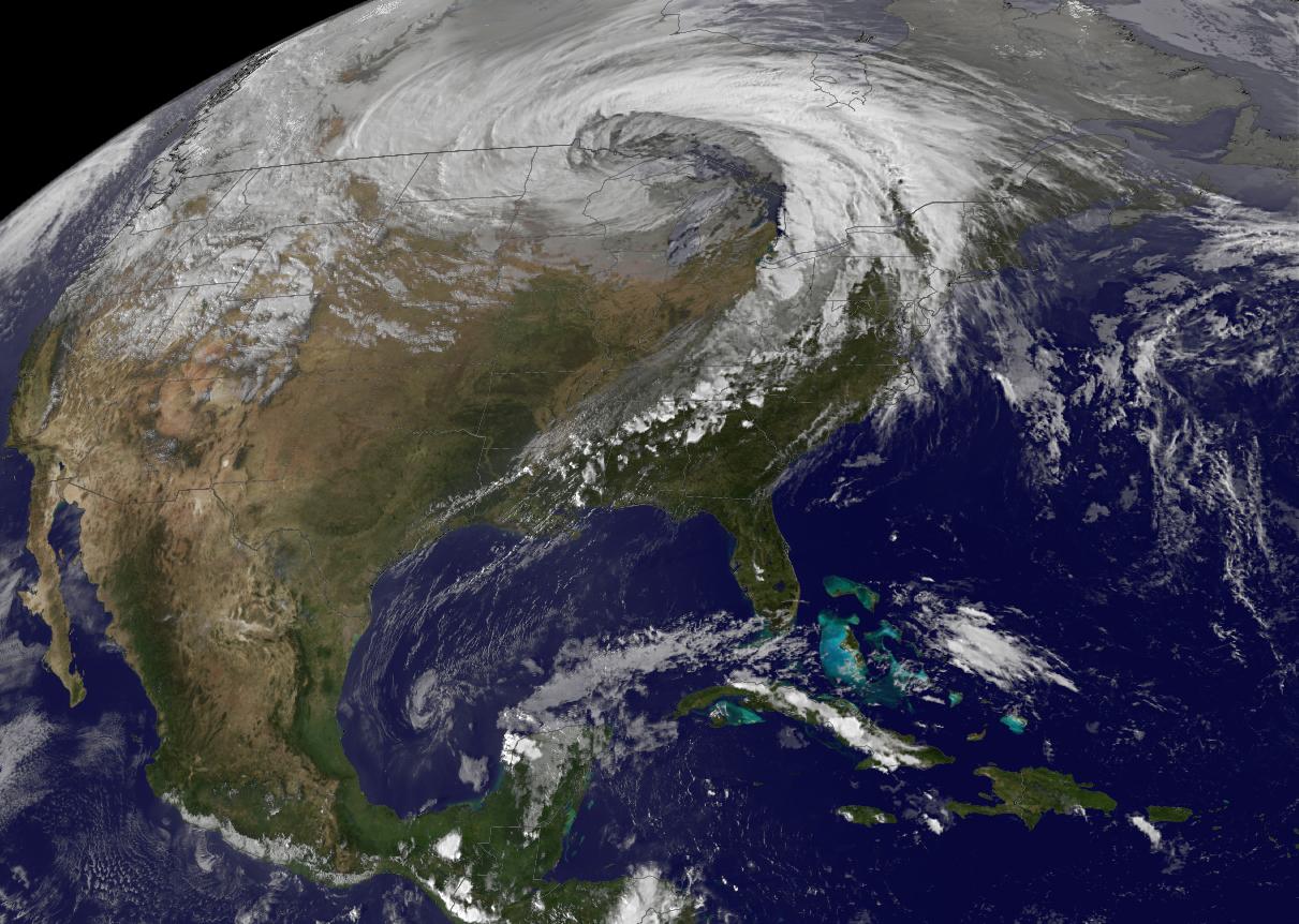 What Is a u0027Bomb Cycloneu0027 The East