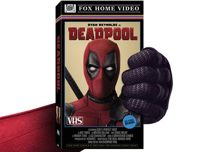 How Did They Make the 'Deadpool' Mask? Watch in This New Video