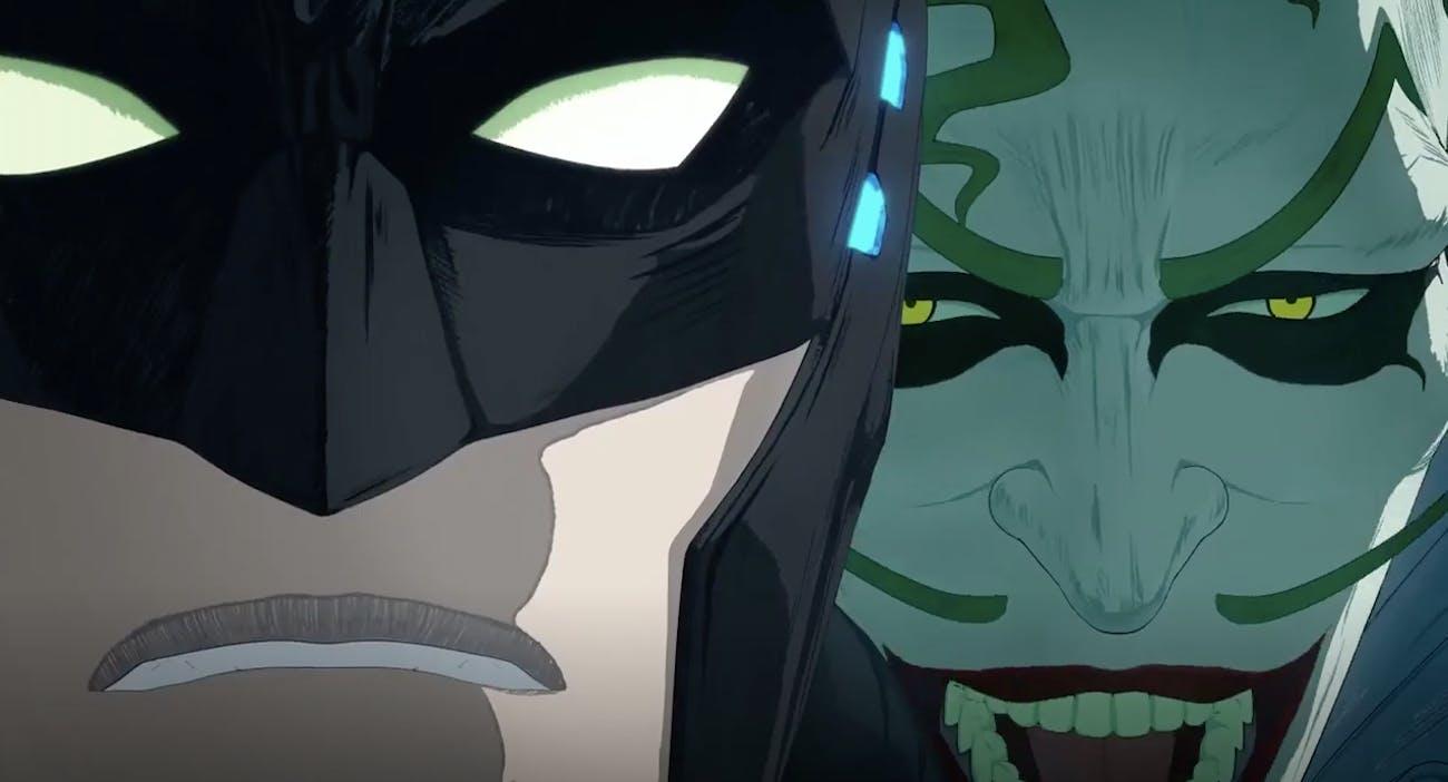 Joker is a total creep.