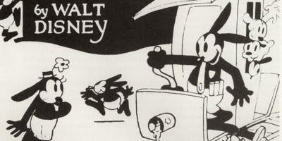 Walt disneys weird buddy what happened to oswald the lucky rabbit walt disneys weird buddy what happened to oswald the lucky rabbit inverse ccuart Images