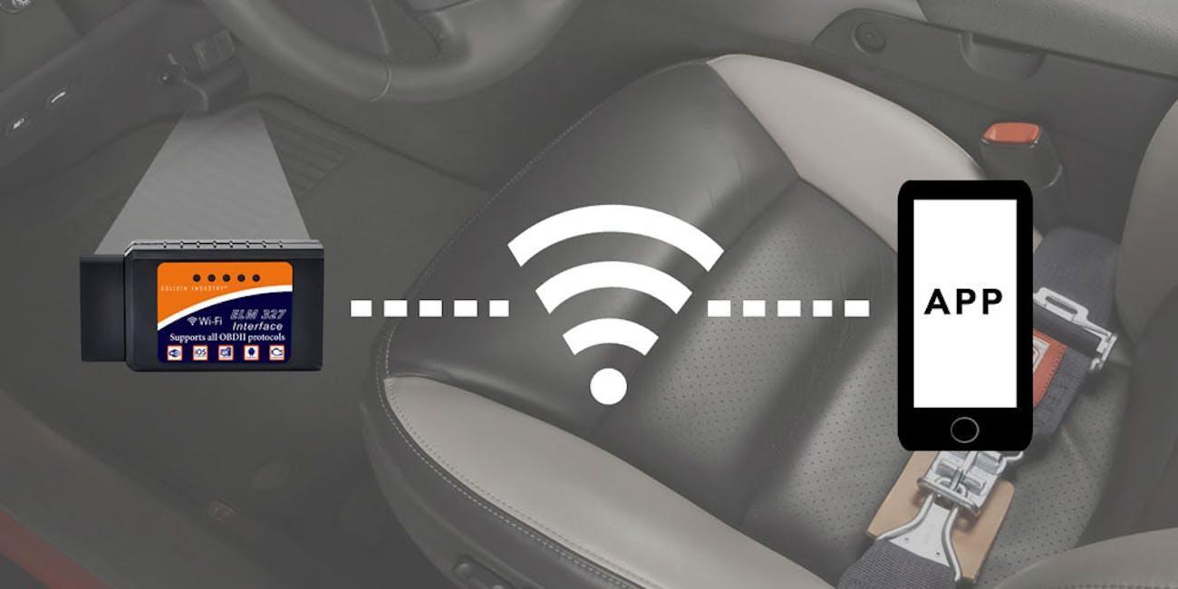 KOBRA Wireless Car Scanner