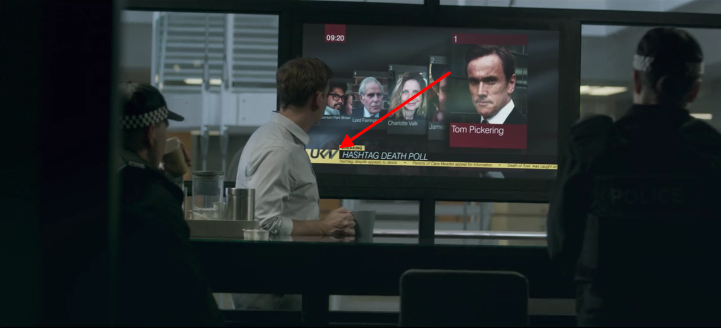 General 'Black Mirror' easter egg.