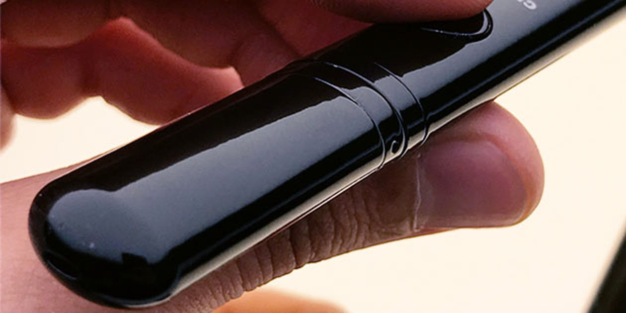 CloudV Chrome Vaporizer