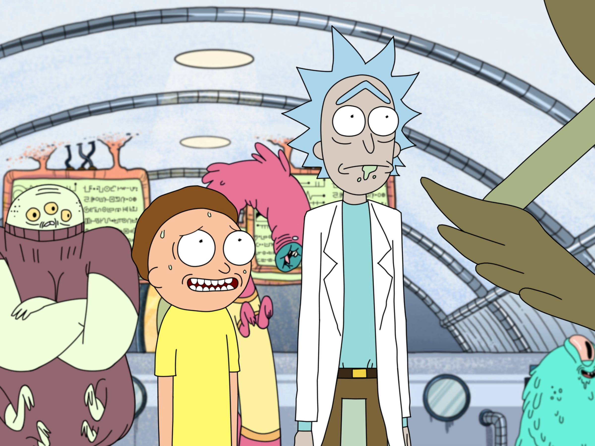 """'Rick and Morty' did a bit too much in its """"Pilot."""""""