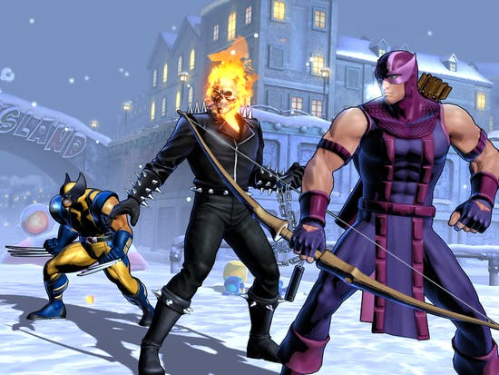 There Won't Be a 'Marvel vs. Capcom 4' and That Sucks