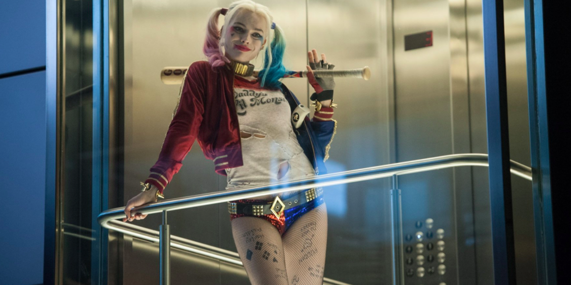 All the Naughty Things Harley Quinn Got Into in 2016