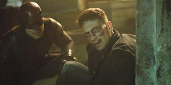 The Punisher Daredevil Defenders