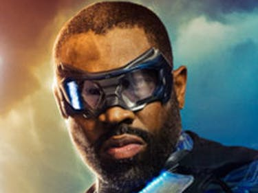 Check Out the First Photo of Black Lightning From the New CW Series