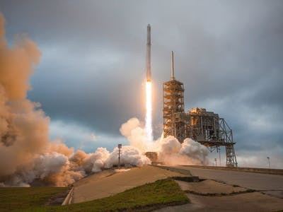 spacex falcon 9 launch