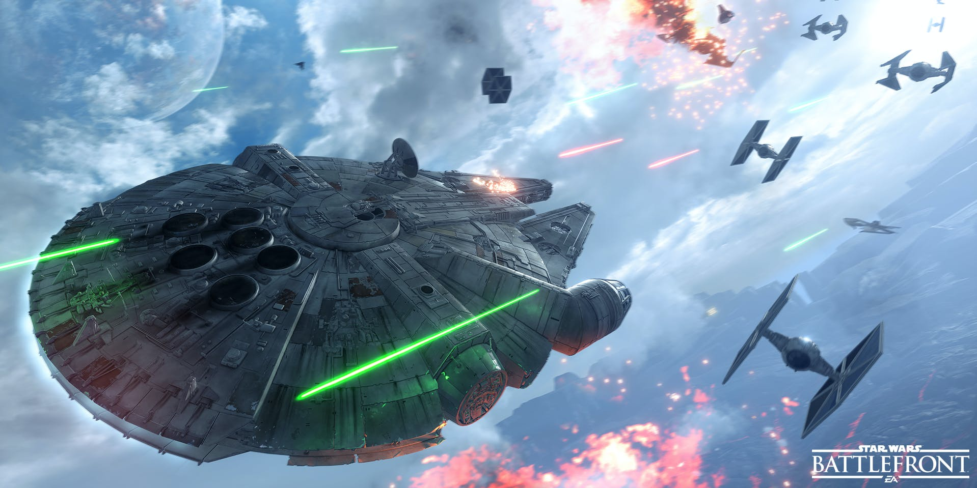 Play 'Star Wars Battlefront' in Beta Mode on October 8